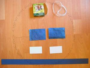 To follow the Moo card holder tutorial you will need