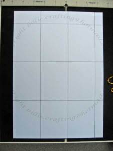 Scoring blank ATCs using the Scor It board