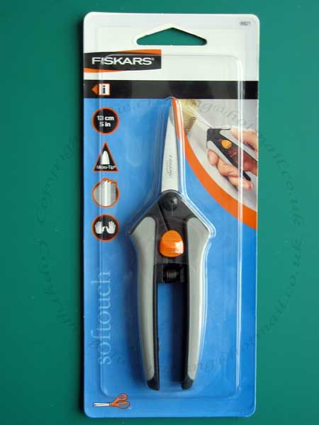 Fiskars Softouch Micro Tipped Scissors