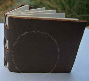 My First Leather Bound Book