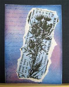 My ATC for SMForum Swap April 2009