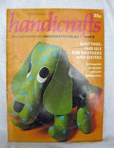 Handicrafts (circa 1972)