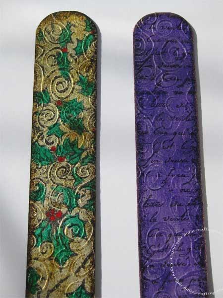 More Grungeboard Bracelets