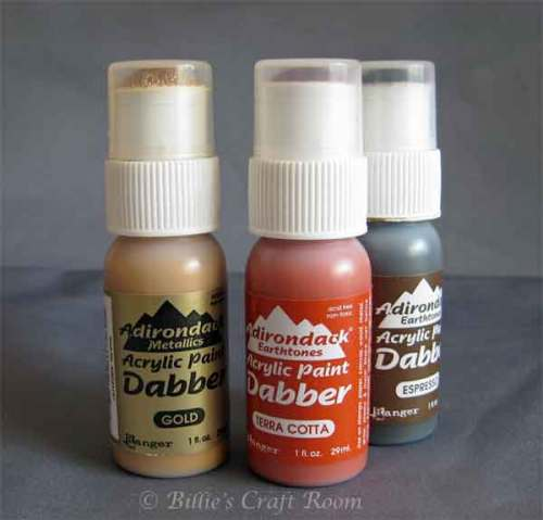 Acrylic Dabbers