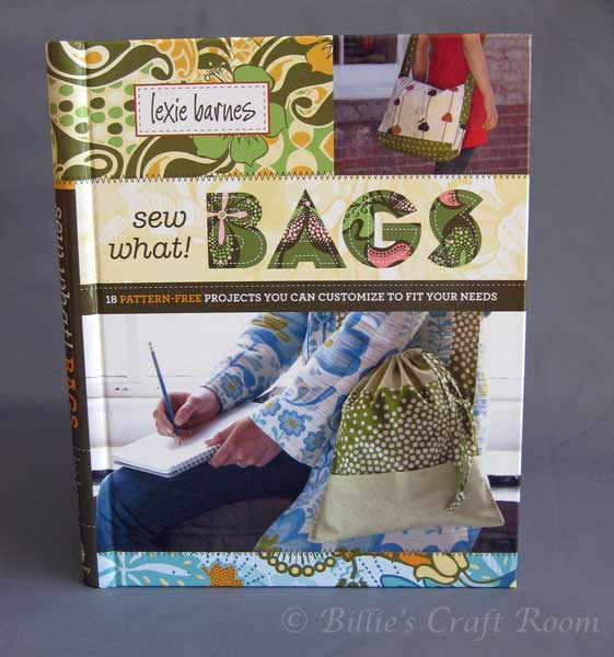 Sew What Bags by Lexie Barnes