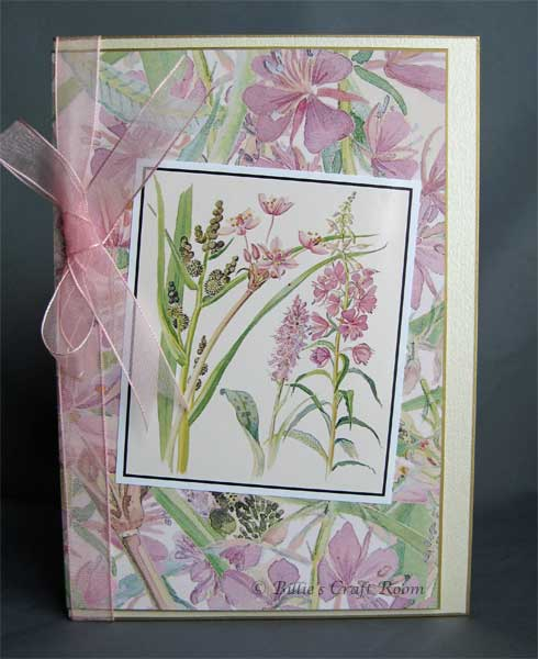 Country Diary of an Edwardian Lady; Birthday Card