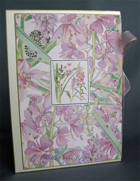 Back: Country Diary of an Edwardian Lady; Birthday Card