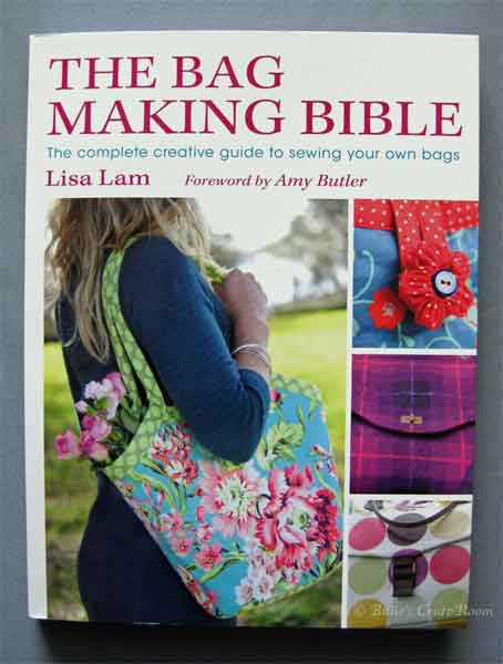 Book; Bag Making Bible by Lisa Lam