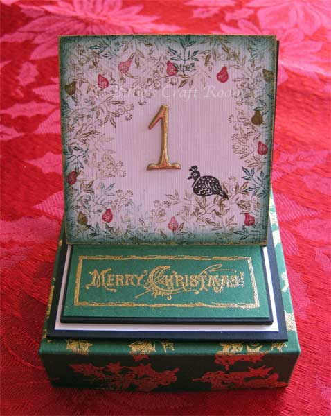 Advent Calendar 2010; Day 1
