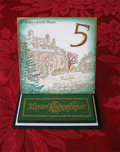 Advent Calendar 2010; Day 5