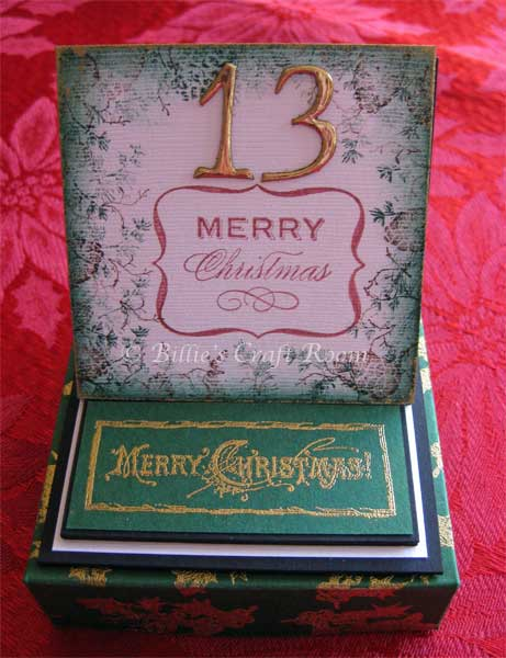 Advent Calendar 2010; Day 13