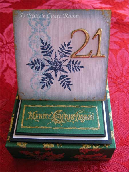 Advent Calendar 2010; Day 21