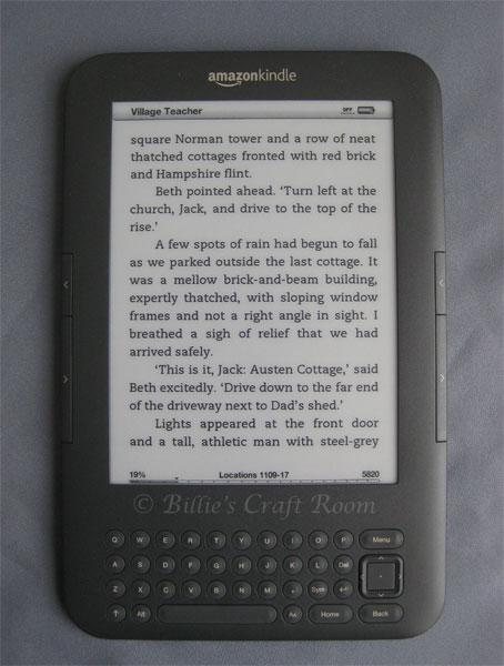 Amazon Kindle3