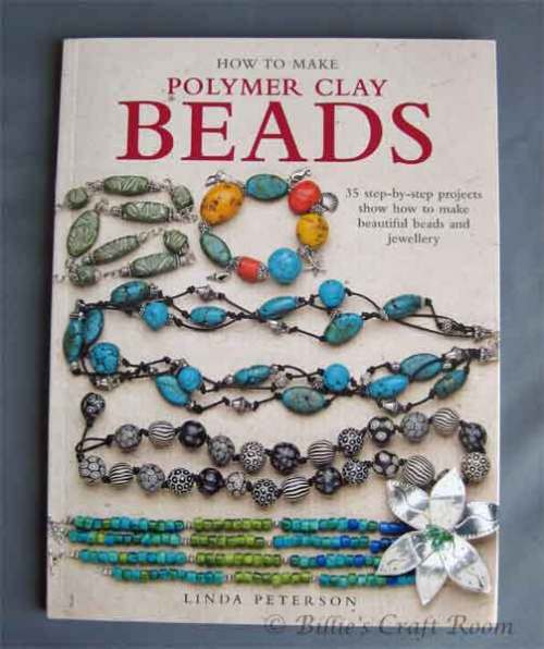 Book: How to Make Polymer Clay Beads