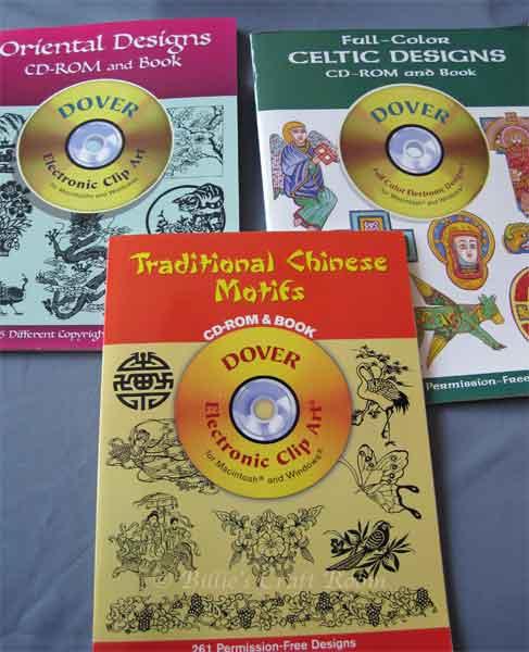 Dover Publications; Clip Art CDROMs & Books