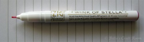 Zig: Wink of Stella pen