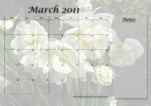 Calendar-March-2011