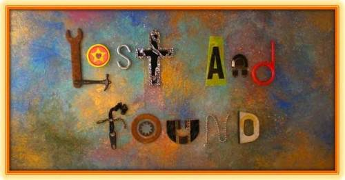 Lost n Found Pat Pitingolo's blog.