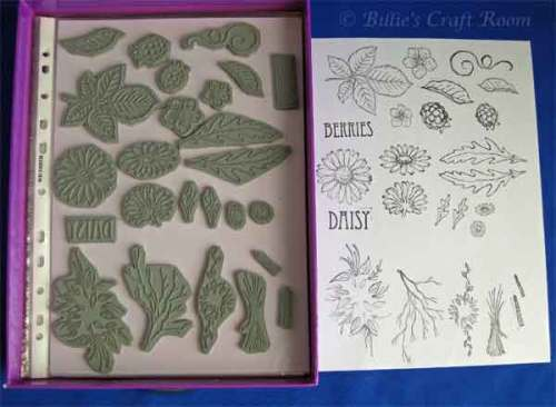 More storage ideas for Sheena's Paint Fusion stamp sets