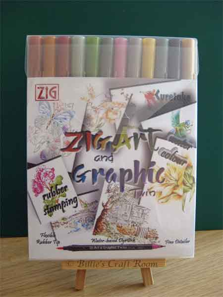 Zig Art & Graphic pens