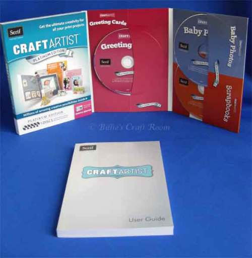 Craft Artist Platinum Edition by Serif