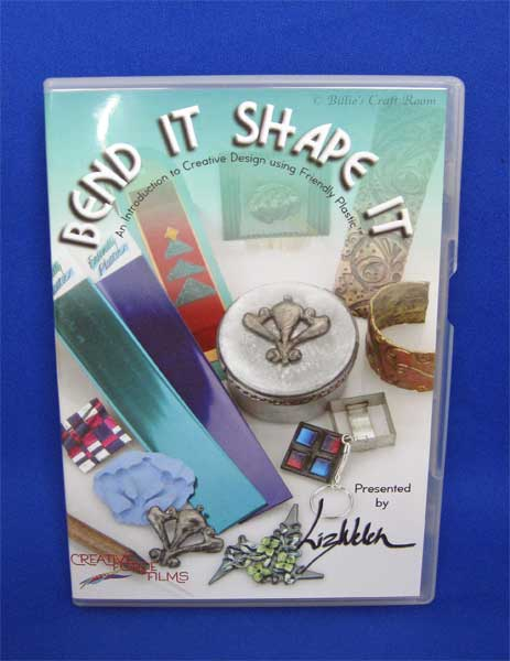 Bend It Shape It. Friendly Plastic DVD.