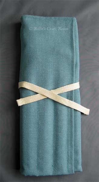 Brush/Pen or knitting needle wrap