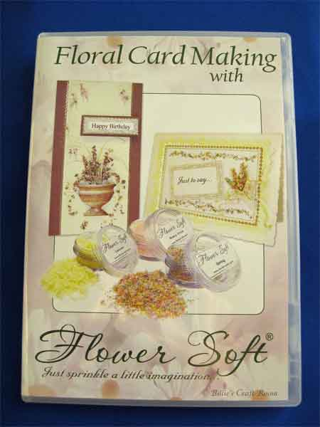 Flower Soft: Floral Card Making DVD