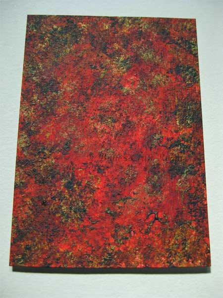 Red Texture ATC