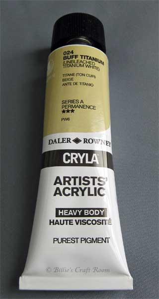 Daler Rowney Cryla Acrylic Paint