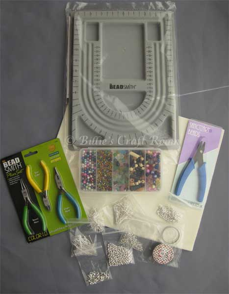 Sanctuary Beads; Jewllery Making Starter Kit