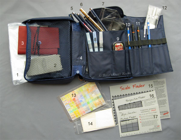 Diy Mini Acrylic Paint Plein Air Travel Kit