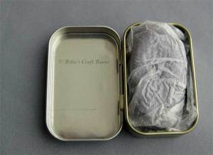 Faber Castell Art Eraser. Stored in a tin