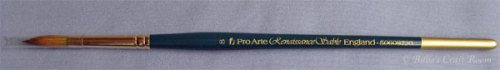 Pro Arte; Renaissance Sable Brush