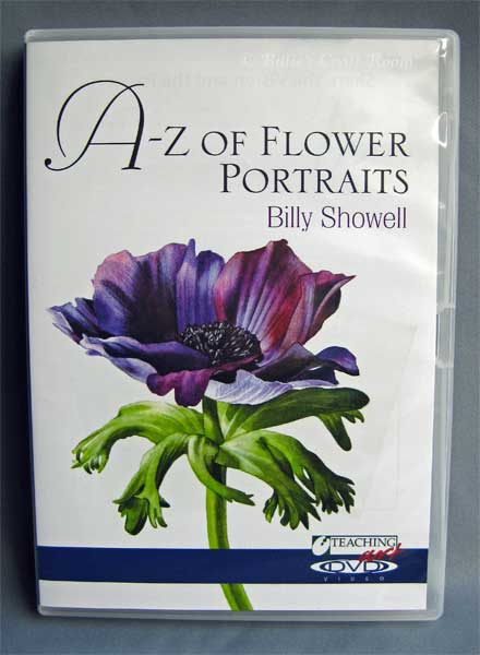 Product Review: A-Z Flower Portraits DVD
