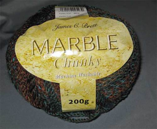 James Brett Marble Chunky Yarn
