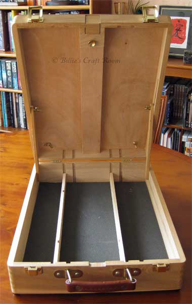 Inside the Box Easel