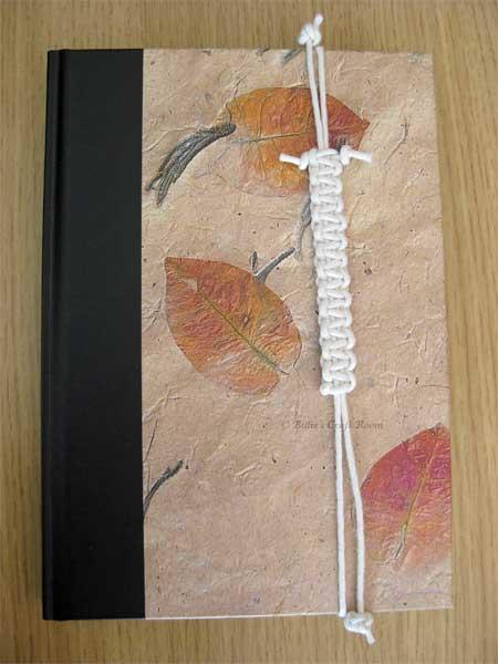Shamballa inspired Book Tie