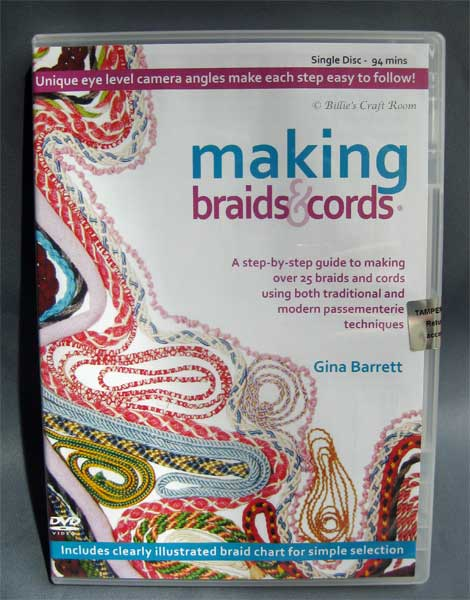 Making Braids and Cords DVD