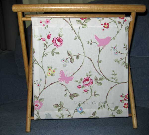 Knitting Bag Stand : Product review hobby gift knitting frame bag