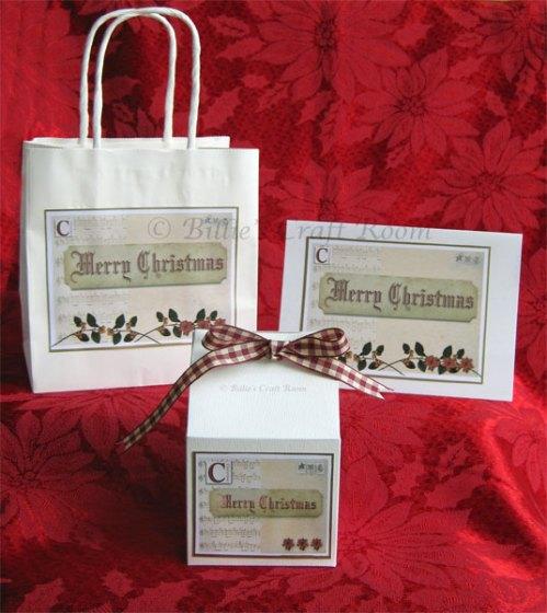 2012 Christmas Collection