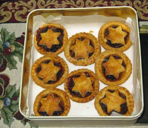My First presentable mince pies