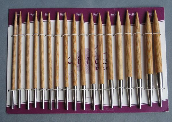 Knit Picks: Options; Sunstruck Wood. Interchangeable circular knitting ...