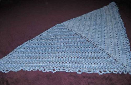 Spring Summer Shawl