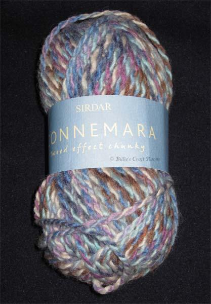 Sirdar Connemara Chunky Colour way Wayfarer