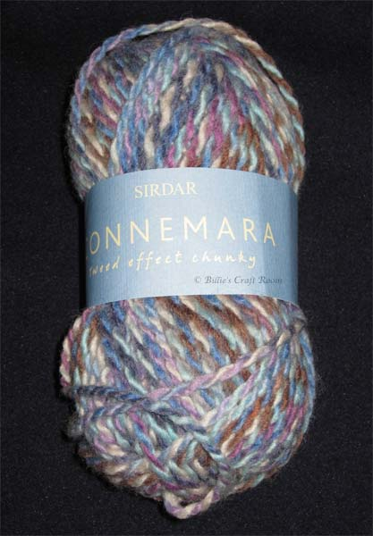 Sirdar Connemara Chunky Colour way Wayfarer