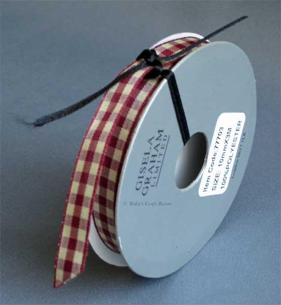Make your own Ribbon Dispenser