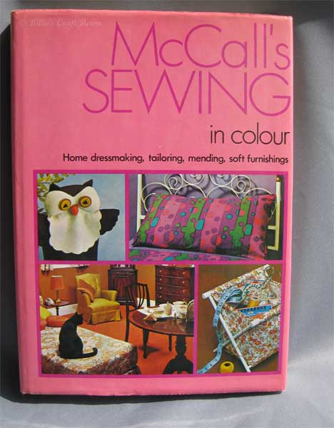 My First sewing book!