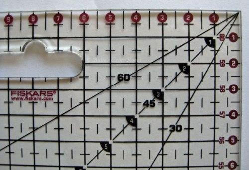Fiskars ruler 15 x 60 cm