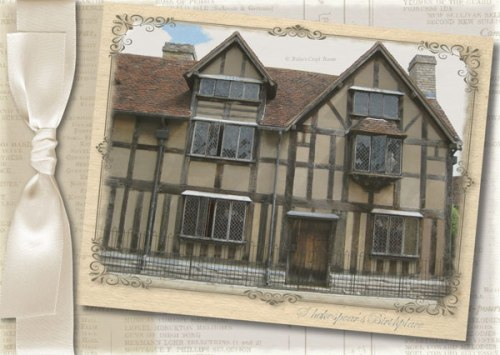 The Shakespeare Collection; Part 1; Shakespeare's Birthplace